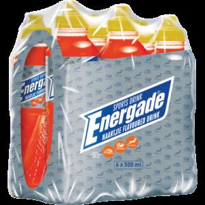 Energade Naartjie Sports Drink 6 x 500ml