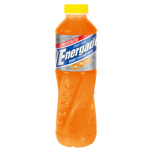 Energade Orange Flavoured Concentrated Sports Drink 750ml