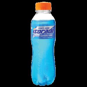Isorade Blueberry Flavoured Energy Drink 500ml