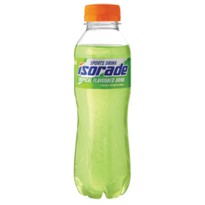 Isorade Tropical Flavoured Energy Drink 500ml