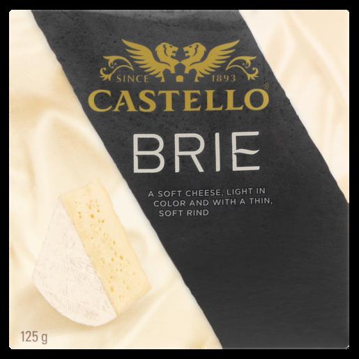 Castello Brie Danish Cheese Pack 125g