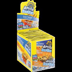 Amila Peach Flavoured Powered Ice Tea 45g