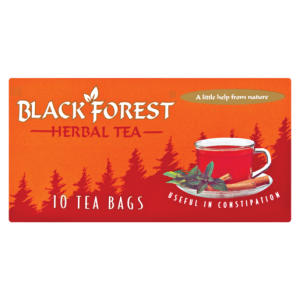 Black Forest Herbal Laxative Teabags 10 Pack