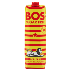 Bos Sugar Free Lemon Flavoured Ice Tea 1L