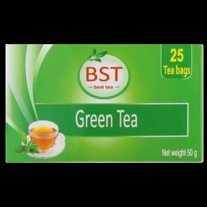 BST Green Herbal Teabags 25 Pack