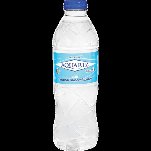 Aquartz Still Water Bottle 500ml