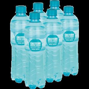 Eastern Highlands Sparkling Water 6 x 500ml
