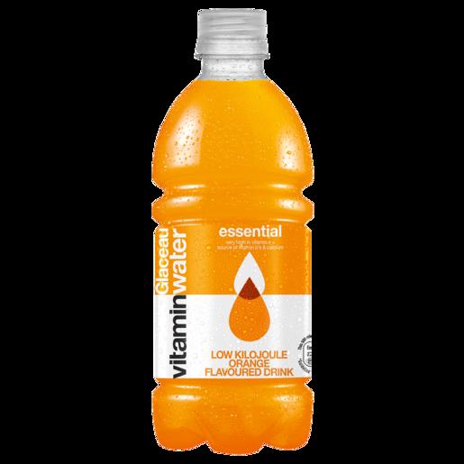 Glaceau Essential Low Kilojoule Orange Flavoured Vitamin Water 500ml