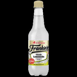 Clover Frankie's Cloudy Lemonade Flavoured Sparkling Soft Drink 400ml