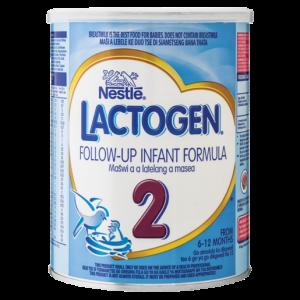 Nestle Lactogen No. 2 Follow-Up Infant Formula 900g