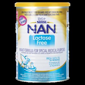 Nestle Nan Lactose Free Milk Formula 400g