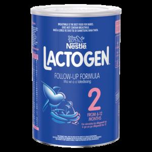 Nestle Lactogen No. 2 Follow-Up Infant Formula 1.8kg
