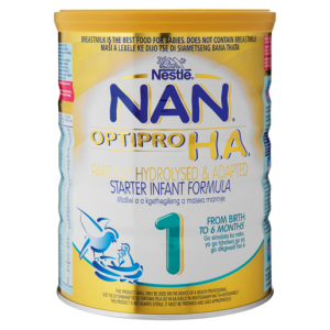 Nestle Nan Optipro No. 1 Partially Hydrolysed & Adapted Starter Infant Formula 800g