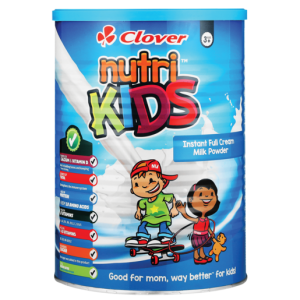 Clover Nutri Kids No.3 Instant Full Cream Milk Powder 1.8kg