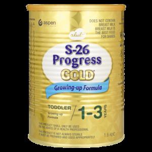 Aspen S-26 Progress Gold 1-3 Years Formula 1.8kg