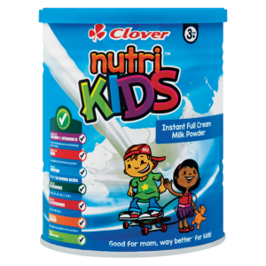 Clover Nutri Kids No. 3 Instant Full Cream Milk Powder 400g