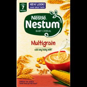 Nestle Nestum Multigrain Baby Cereal 500g
