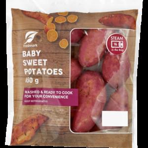Baby Sweet Potatoes 650g