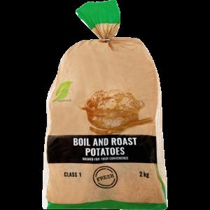 Boil & Roast Potatoes 2kg