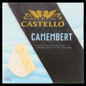 Castello Camembert Danish Cheese Pack 125g