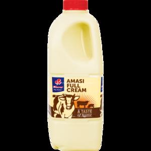 Clover Amasi Full Cream Maas 2kg