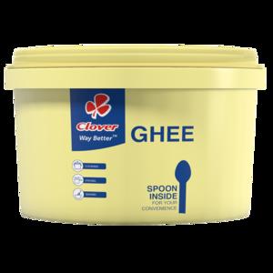 Clover Ghee Butter Tub 400g