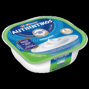 Clover Authentikos Greek Style Double Cream Yoghurt 100g