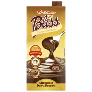 Clover Bliss Chocolate Dairy Dessert Carton 1kg