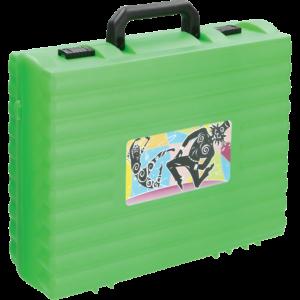 Bantex Assorted Colour Utility Case