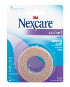 Nexcare No Hurt First Aid Tape