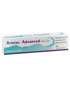 Artelac Advanced Lipids Eye Gel 10g