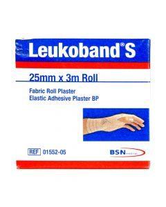 Leuko S Fabric Roll 25mmx3m