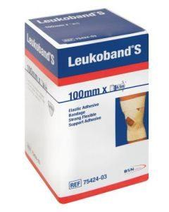 Leuko S Elastic Adhesive 100mmx4.5m