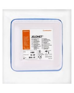 Jelonet 100x100mm 10 Pieces