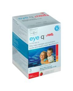 Eye Q 180 Chews