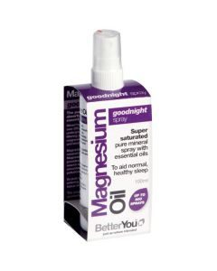Better You Magnesium Oil 100ml Goodnight