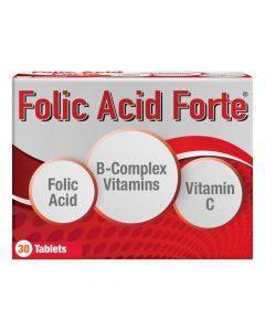 Inova Folic Acid Forte 30 Tabs