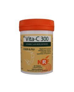 Foodmatrix Vita C 300 30 Tablets