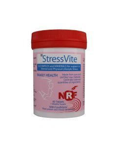 Foodmatrix Stressvite 60 Tablets