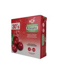 Nrf B-complex Fizzy 3x10 Tabs Triple Pk