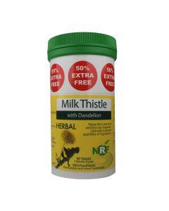 Nrf Milk Thistle & Dandelion 40% Free