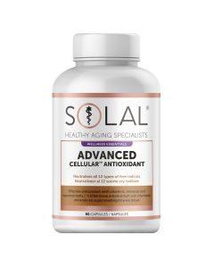 Solal Advanced Anti-ageing Antioxidant 90caps