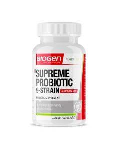 Biogen Supreme Probiotic 30's