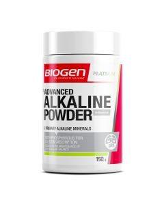 Biogen Alkaline Powder Unflavoured 150g
