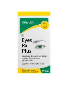 Fithealth Eyes Rx Plus 60 Capsules