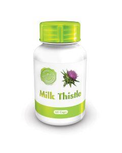 Holistix Milkthistle 400mg 60 Capsules