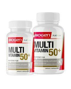 Biogen Multivitamin 60+ Combo 60's + 30's