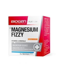Biogen Magnesium Fizzy 30's Tropical