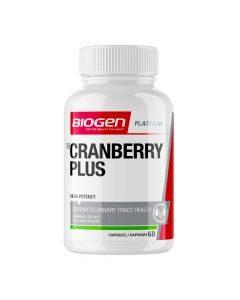 Biogen Cranberry Plus 60 Capsules