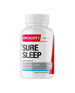 Biogen Sure Sleep 60 Capsules